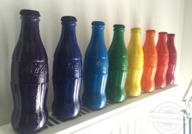 Colore ta vie, prends un Coca-Cola !
